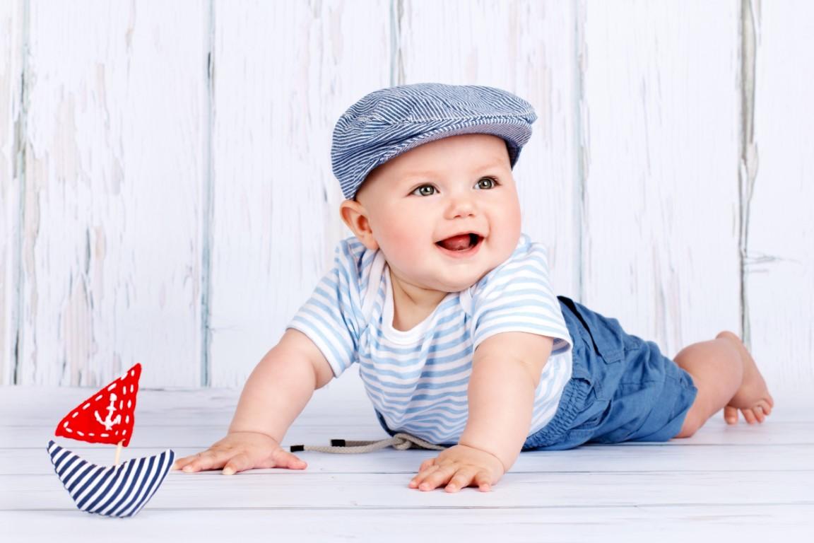bébé garcon